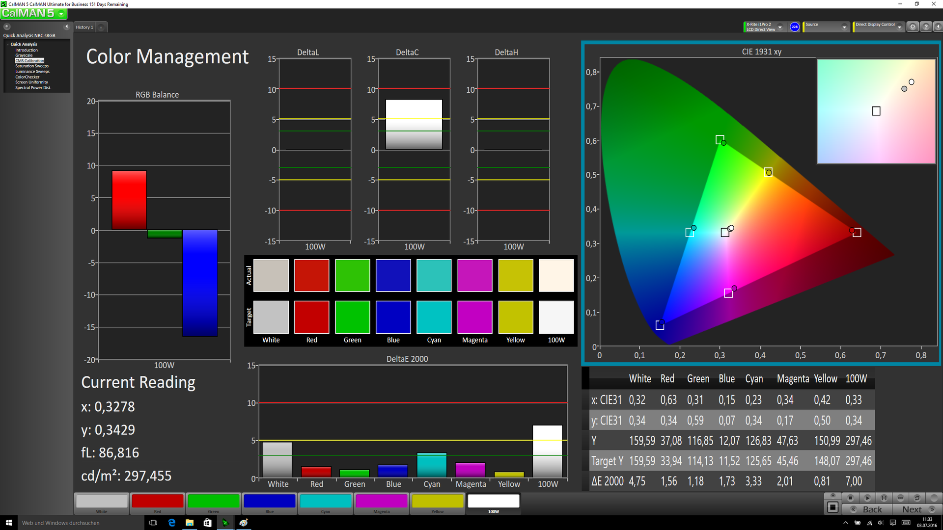 Display Comparison OLED Vs IPS On Notebooks