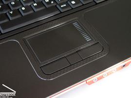 mySN XMG7 (Clevo M570TU) Touch-pad