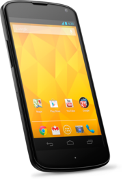 In Review:  Google Nexus 4