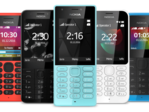 HMD Global currently uses the Nokia brand on a line of feature phones. Android powered smartphones are expected in 2017. (Source: Nokia)