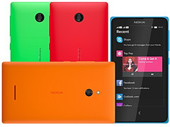 Nokia enters Android market with Nokia X, X+ and XL