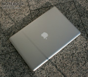 The design is based on the MacBook Air's and looks very good.