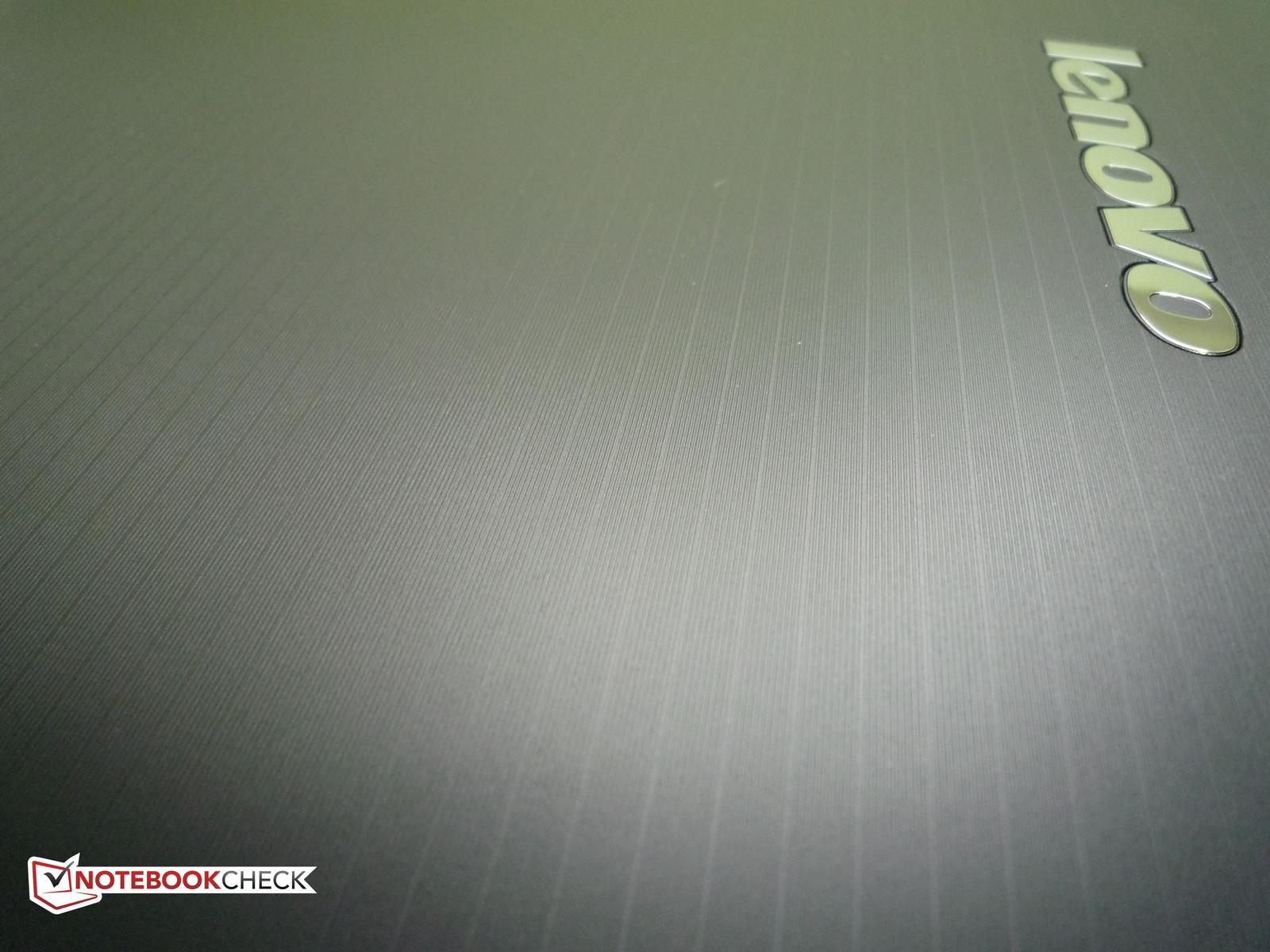 Review Lenovo B570-M58G4GE Notebook - NotebookCheck net Reviews