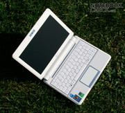 "The Asus Eee PC 901 is a 8.9"" netbook with an Intel Atom CPU..."