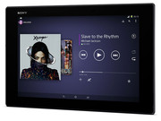 In Review: Sony Xperia Z2 Tablet. Test model courtesy of cyberport.de