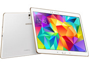 In Review: Samsung Galaxy Tab S 10.5 LTE. Test model provided by Cyberport.de