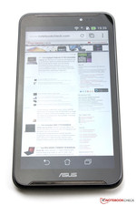 In Review: Asus Fonepad Note FHD 6. Review sample courtesy of Asus Germany