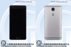 OnePlus 3 finally spotted at TENAA for certification