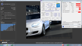 Cinebench R15 OpenGL GPU @1250 MHz stable