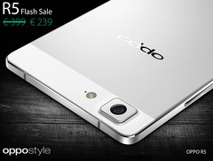 Oppo R5 Android smartphone, Oppo and Vivo top 5 smartphone makers globally