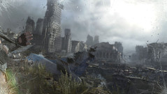 Much of the panoramic scenery is every bit as impressive as in Crysis 3.