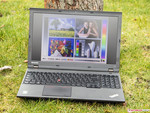 Outdoor use ThinkPad L540