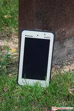 In Review: Panasonic Toughpad JT-B1. Test device courtesy of Panasonic Germany.