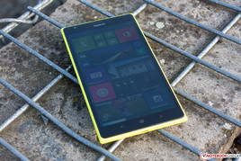 The restrictions are minor when viewed directly.