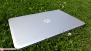 Looks good even on wild meadows: HP's Envy 17.