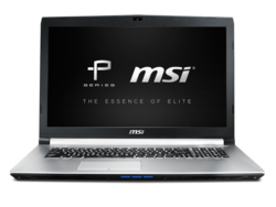 In review: MSI Prestige PE70 6QE. Test model provided by iBuyPower.com