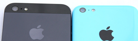 In Review: iPhone 5c. Provided by Apple.