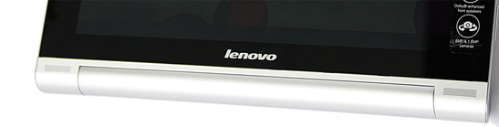 In Review: Lenovo Yoga Tablet 10 HD+. Courtesy of Lenovo Germany.