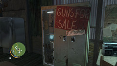 The safe houses are a great alternative to the arms dealer.