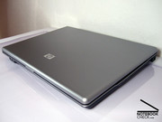 The HP Compaq 6720s has an attractive case.