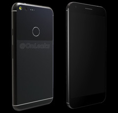 Apparently, the renders of the Pixel XL are based on CAD models from the factory.