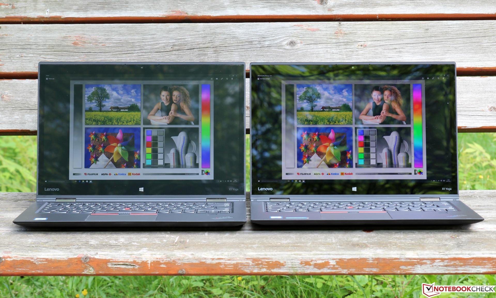 Display Comparison: OLED vs  IPS on Notebooks