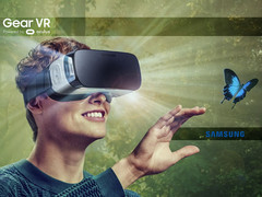 Samsung sells over 185,000 Gear VR headsets