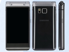 Samsung expected to reveal a dualscreen flip smartphone