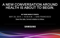 Samsung joins invite party with event scheduled on May 28th