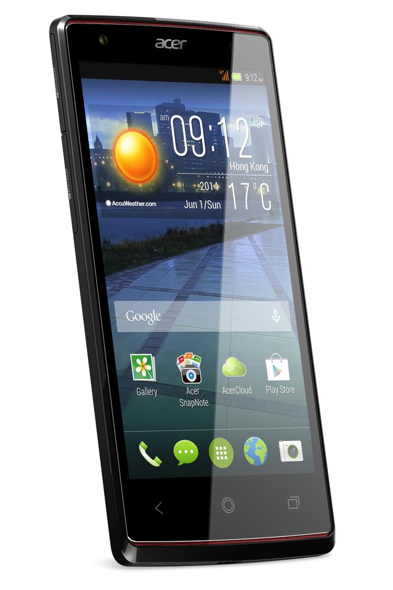 Acer Liquid E3 Android Nougat Videos