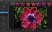 Heavy photo editing is not recommended, but numerous free editing apps exist if needed