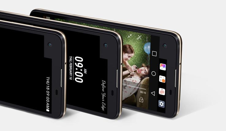 LG X Screen Smartphone Review - NotebookCheck net Reviews