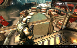 Shadowgun with Tegra 3