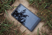 Gaming outdoors - not a problem with the LTE model of the Shield Tablet.