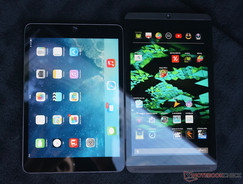 iPad Mini with Retina display premium contender: Clearly higher-quality and stiffer, but also pricier.
