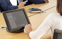Logitech SmartDock and Surface Pro 4 for Skype Business Meetings