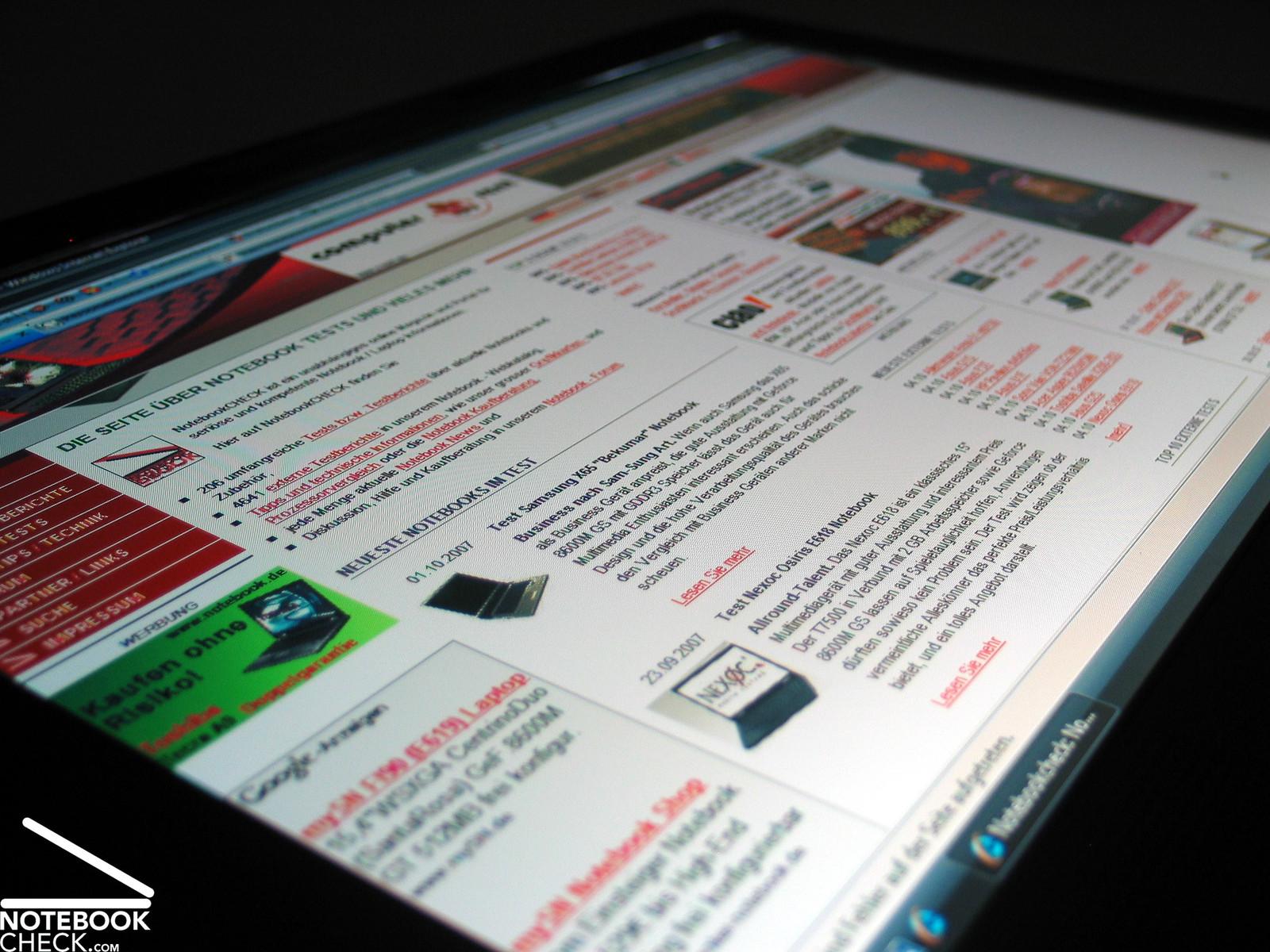 Sony Vaio VGN-AR Series - Notebookcheck.net External Reviews