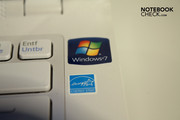 Sony equips its notebook with Windows 7...