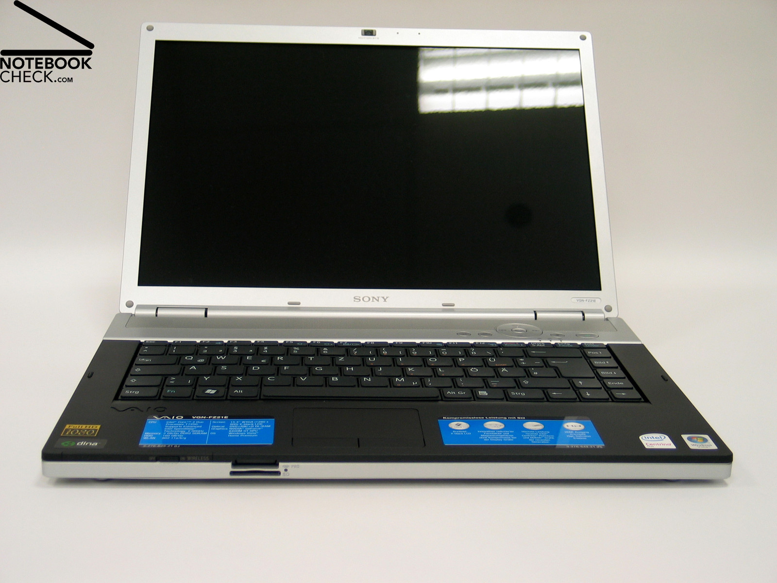 SONY VAIO VGN-FZ21M DRIVER FOR WINDOWS 7
