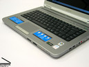 Sony Vaio NR11S/S Interfaces