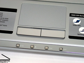 Sony Vaio VGN-CR21S Touchpad