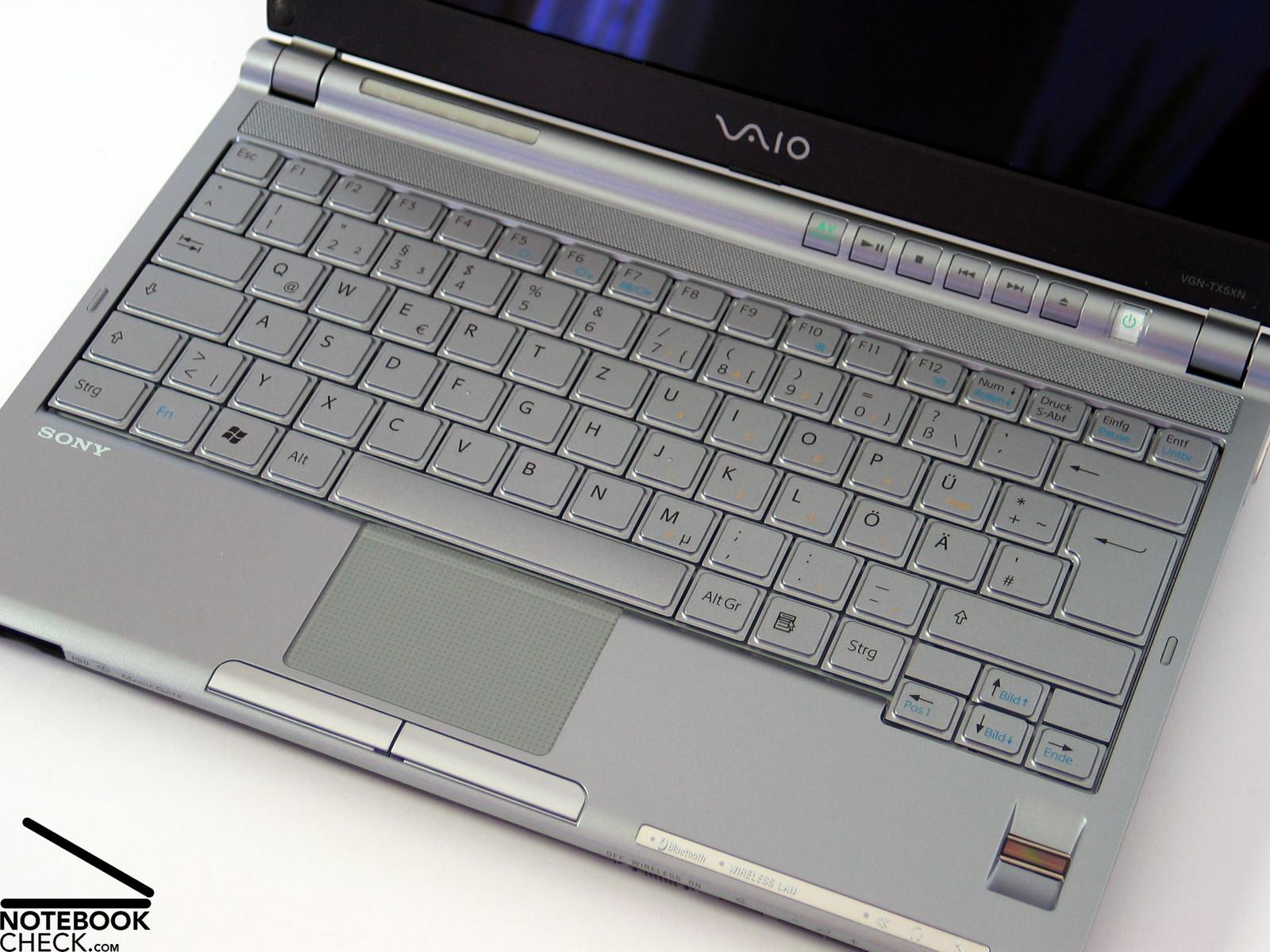SONY VGN-TX5XN WINDOWS XP DRIVER DOWNLOAD