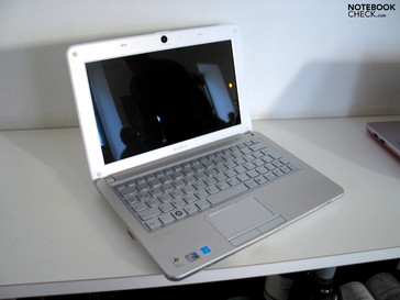 Sony Vaio W11 in silver,...