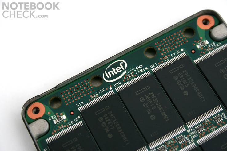 "Intel X25-M 80 GB ""Intel Inside"""