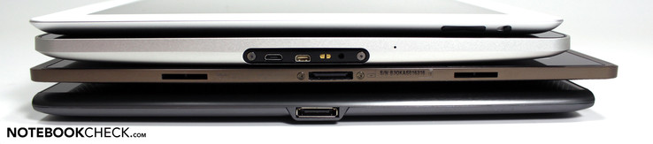 The iPad 2 would be easy to beat in terms of connectivity if all available ports were functional...