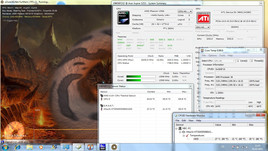 Stress test APU & GPU maximum 66 degrees