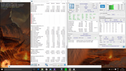 Stress test GTX 960M up to 90 °C