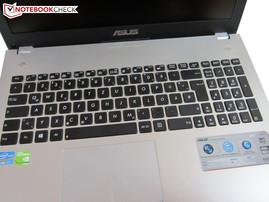 ASUS N56VB Windows 7