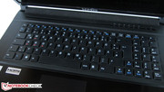 A practical backlit keyboard is also missing.