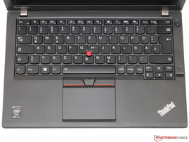 Lenovo Thinkpad X250 Ultrabook Review Notebookcheck Net Reviews